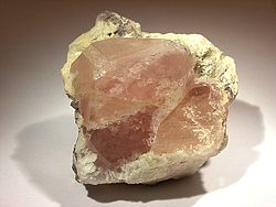 Image illustrative de l'article Morganite