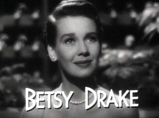 Betsy Drake actress and writer