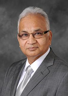 Mahendra Bhandari Indian surgeon