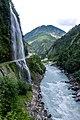 Bhorle Waterfall, Dolakha.jpg