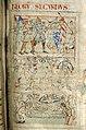 Bible Etienne Harding 14 191 Bataille de Béerzeth - Mort de Judas Maccabée - Ensevelissement de Judas Maccabée.jpg