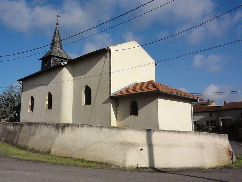 Bienville-la-Petite (M-et-M) église