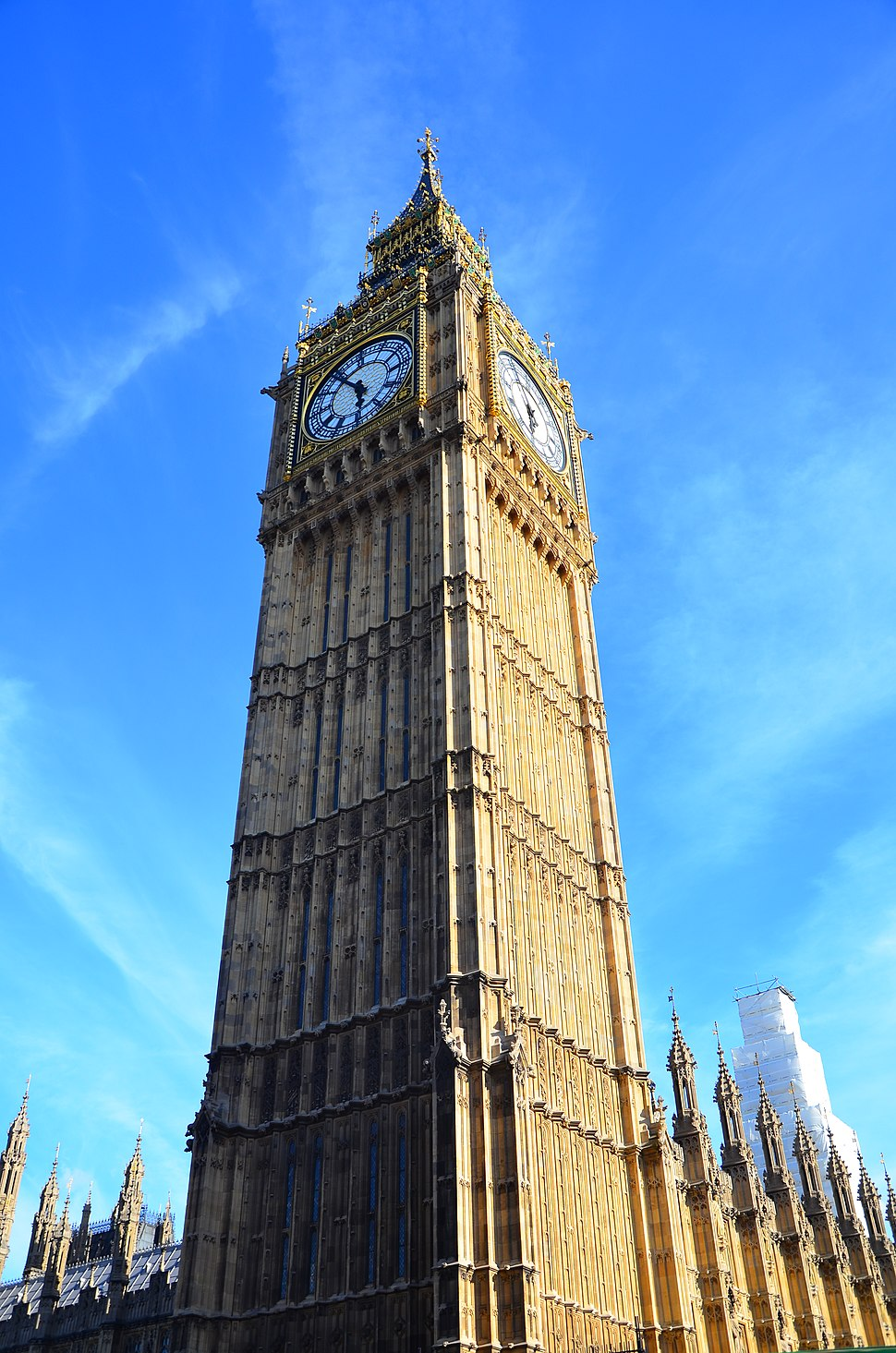 Big Ben Clear Skies