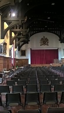 School The Main Embly Hall Used In Film Clockwise