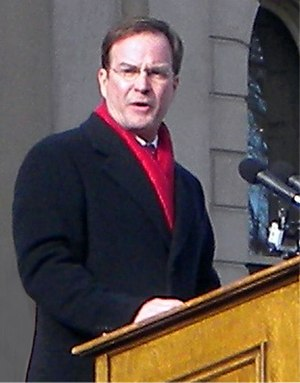 Michigan Attorney General - Image: Bill Schuette 2011Inauguration crop