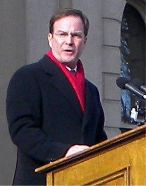 Michigan Attorney General - Image: Bill Schuette 2011Inauguration crop