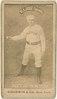Bill Stemmeyer, Boston Beaneaters, baseball card portrait LCCN2007685640.tif