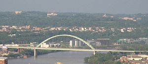 Birmingham Bridge - Image: Birmingham Bridge Pittsburgh