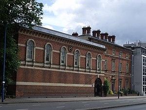 St Philip's School - Image: Birmingham Oratory Hagley Road St Philip's Grammar School