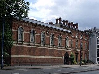 St Philips School Grammar school in Birmingham, West Midlands, England