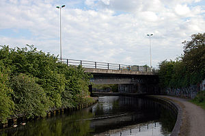 Birmingham and Warwick Junction Canal - Birmingham and Warwick Junction Canal