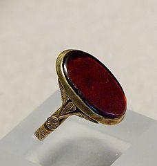 bishop ring