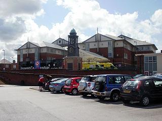 Blackpool Victoria Hospital Hospital in England