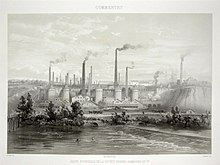 Blast furnaces of the Société Boigues, Rambourg & Cie 1856.jpg