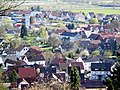 Blick vom Kochsberg auf Grebendorf in östliche Richtung - Meinhard-Grebendorf - panoramio.jpg