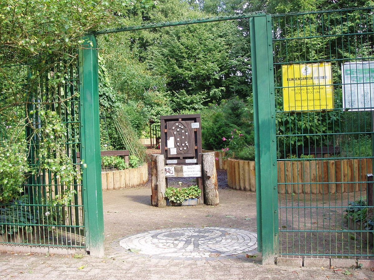 Sensory garden wikipedia for Garden design ideas for disabled