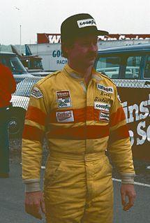 Bobby Gerhart American stock car racing driver
