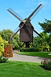Bockwindmühle (Post mill) - Weltvogelpark Walsrode 2011-02.jpg