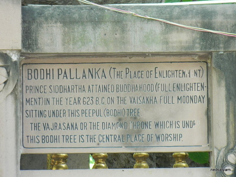 File:Bodhi Tree Marking - panoramio.jpg