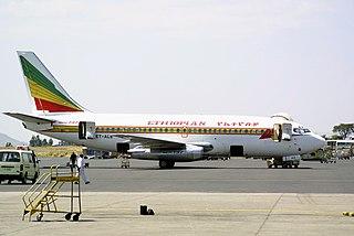 Ethiopian Airlines Flight 604 1988 aviation accident