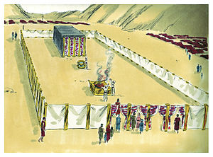 Leviticus 18 - Image: Book of Exodus Chapter 28 2 (Bible Illustrations by Sweet Media)