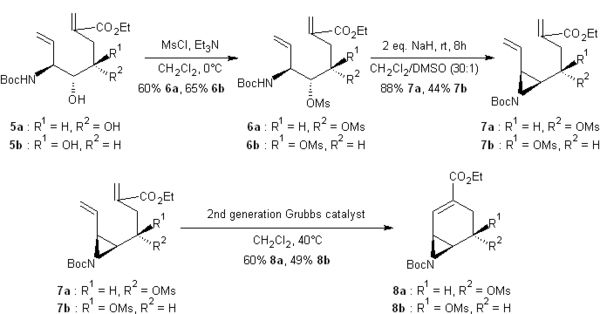 Boonsong Kongkathip et al. synthesis of Tamiflu from d-glucose - part 3.png