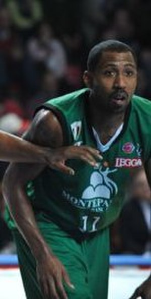 Bootsy Thornton - Thornton playing for Montepaschi Siena (2012)