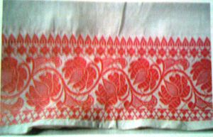 Textile arts of Bangladesh - collection Rabeya Khathun