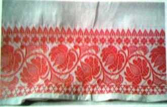 Textile arts of Bangladesh - collection Rabeya Khathun