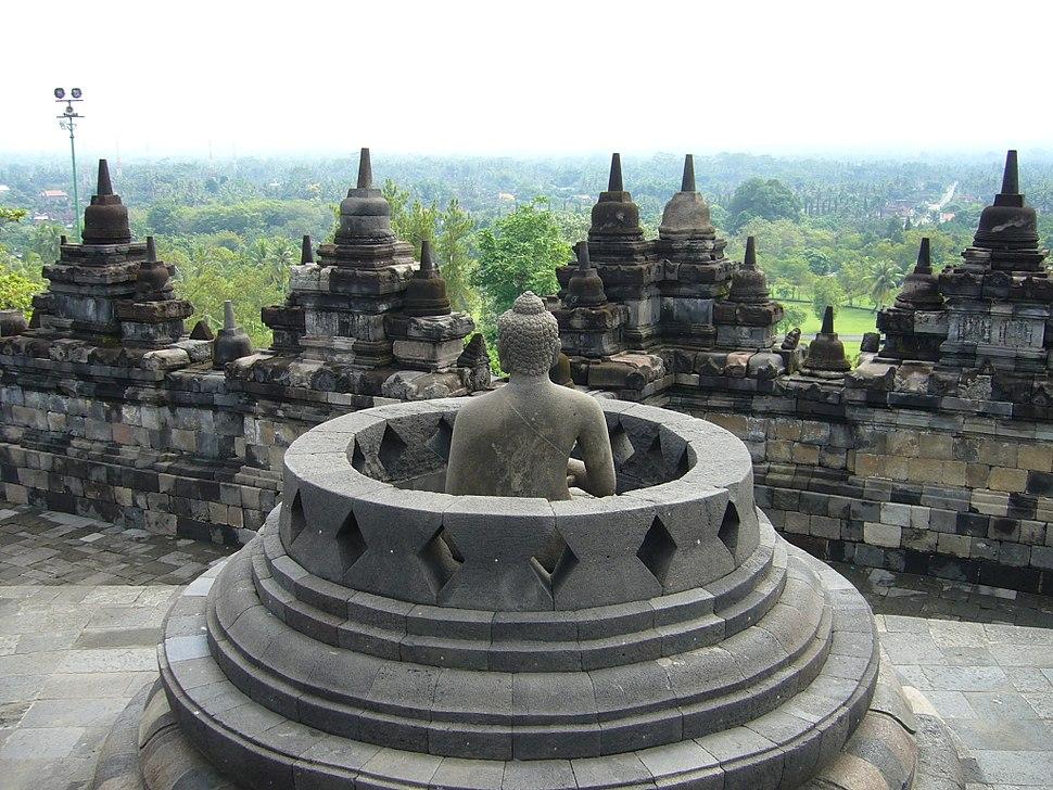 Borobudur Temple Compounds-111351