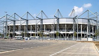 Borussia-Park - Image: Borussia Park Mönchengladbach 002
