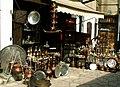 Bosnian Handicrafts at Bascarsija.jpg