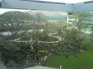 Monterrey Institute of Technology and Higher Education, Cuernavaca - Image: Bosque central itesm cva