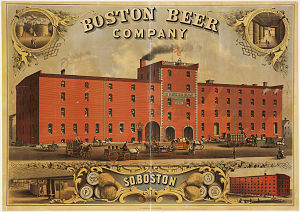 Boston Beer Company - Boston Beer Company ca. 1880