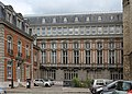 Boulogne-sur-Mer, a wing of the town hall.JPG