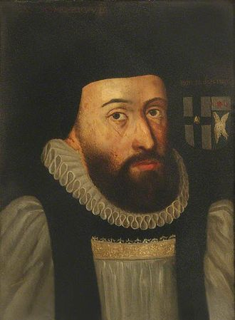 Bishop of Carlisle - Image: Bp Henry Robinson