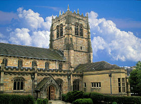 Image illustrative de l'article Cathédrale de Bradford