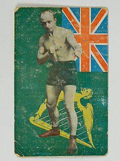 Pat Bradley (boxer) American boxer