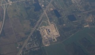 Braidwood Nuclear Generating Station Nuclear power station located in Will County, Illinois, United States