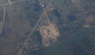 Braidwood Nuclear Generating Station construction