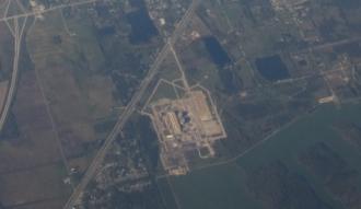 Braidwood Nuclear Generating Station - Aerial image of Braidwood Nuclear Generating Station