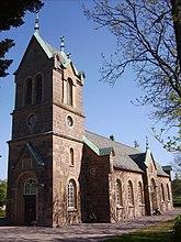 Fil:Brastads kyrka, den 10 maj 2008, bild 1.jpg