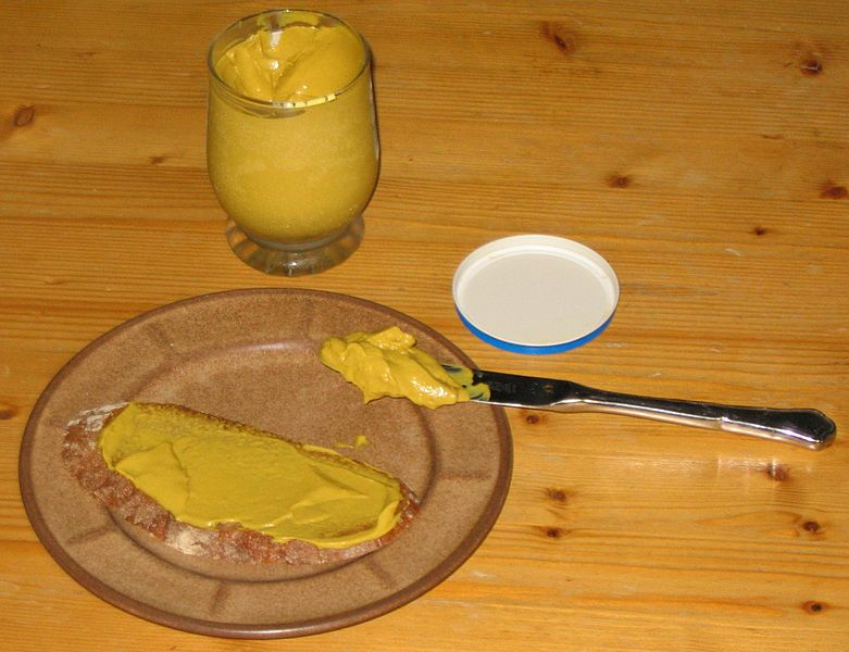File:Bread with mustard.JPG