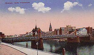 Bremen Große Weserbrücke 1924.jpg