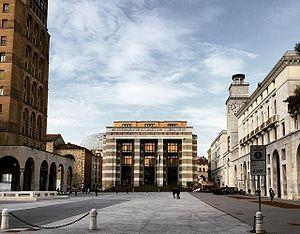 Brescia piazza vittoria 2015