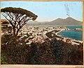 Brogi, Giacomo (1822-1881) - n. 5110 - Panorama di Napoli (colorized).jpg