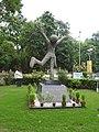 Bronze sculpture-1-B E college-shibpur-kolkata-India.jpg