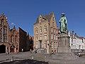 Brugge, standbeeld Jan van Eyck foto4 2015-09-27 15.29.jpg