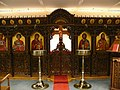 Brussels airport orthodox chapel.JPG