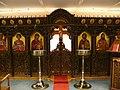 Brussels airport orthodox chapel.JPG